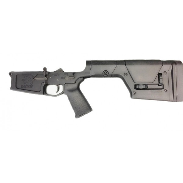 MA-10 .308 Magpul PRS Rifle Complete Lower Receiver - Anodized Black