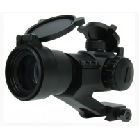 1x30 Tri. Illuminated Dot Sight with Cantilever Mount