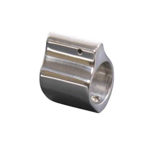 AR .936 STAINLESS STEEL LOW PROFILE GAS BLOCK
