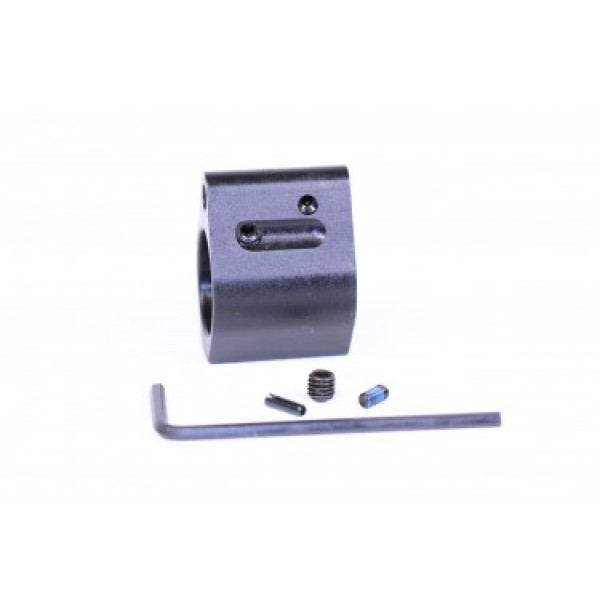 AR .750 Adjustable Steel Gas Block