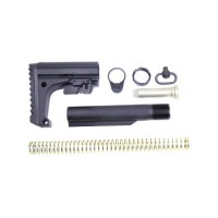 AR-15 M.A.D. STOCK - MICRO ALUMINUM DEFENSE STOCK KIT