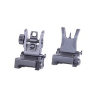 AR-15 THIN PROFILE BACK UP IRON SIGHTS GEN 2
