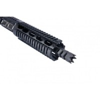 "AR-15 300 Blackout  7.5"" Pistol Shark Quad Upper Assembly"