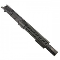 "AR-15 5.56/.223 10.5"" Nitro-Met Keymod Upper Assembly with Socom Style Brake"
