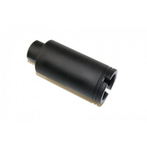 AR-15 CONE FLASH CAN 1/2x28 Pitch - Various Colors Available