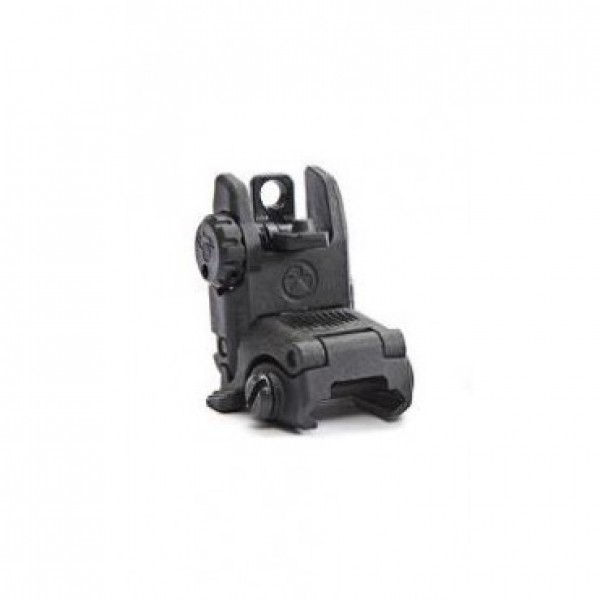 AR-15 MAGPUL MBUS BACK-UP SIGHT GEN 2 - REAR - VARIOUS COLORS