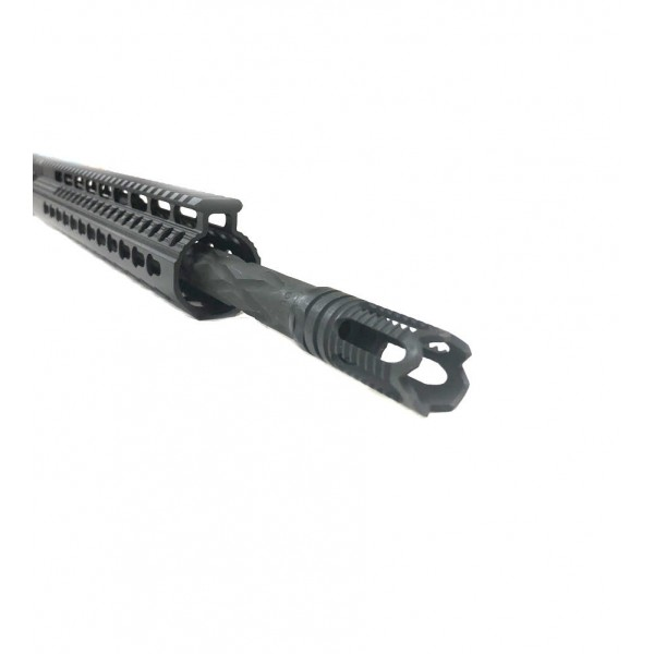 "AR-15 300 AAC Blackout 16"" Diamond ""Predator"" Upper Assembly"