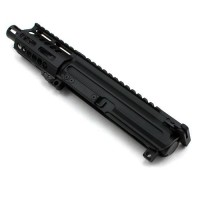 AR 10MM 4″ Slick Side Complete Upper W/ BCG and CH/LRBHO – 10mm