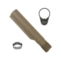 AR-15 Mil Spec Buffer Tube - FDE