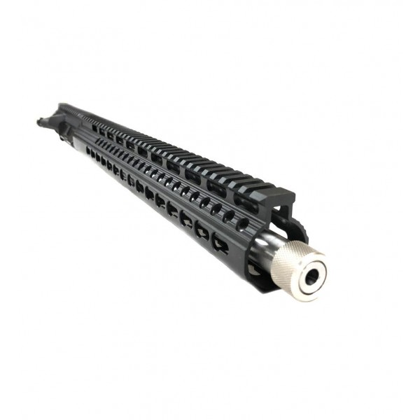 "AR-15 16"" 300 AAC BLACKOUT STAINLESS UPPER WITH THREAD PROTECTOR"