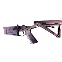 MA-10 .308 MORIARTI ARMAMENTS COMPLETE MAGPUL MOE LOWER RECEIVER - ANODIZED BLACK