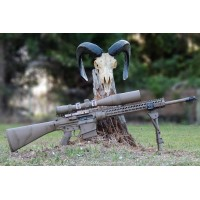 "AR-10 .308/7.62x51 20"" MA-25 Advanced Sniper Stainless Rifle Kit - DPMS"