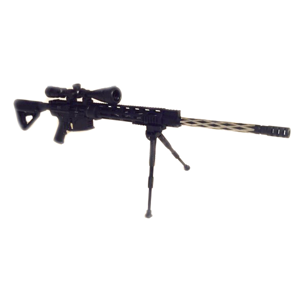 24 quot ar 10 308 7 62 long range premium stainless steel tactical rifle
