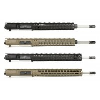 "AR-10 .308 18"" CMV Aero Precision Style Upper Receiver Assembly"