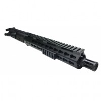 "AR-15 7.62x39 7.5"" stainless steel keymod upper assembly"