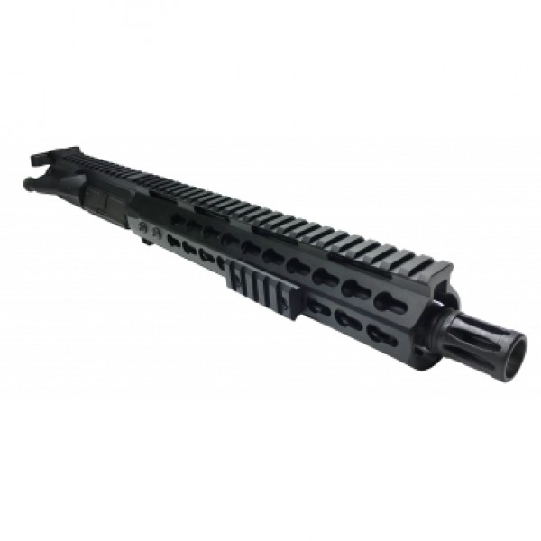 "AR-15 7.62x39 10.5"" keymod upper assembly, Left Hand"