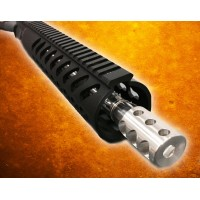 "10.5"" 300 AAC blackout stainless steel classic keymod upper assembly"