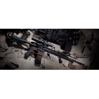 "AR-15 300 AAC 14.5"" Blackout keymod tactical pistol kit"