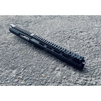 "AR-15 5.56/.223 8.5"" Slick MLOK Upper Assembly with Mini Can"