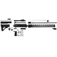 "AR-10 .308 20"" Stainless Steel Rifle Kit w/15"" Slim Keymod - DPMS"