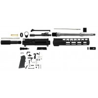 "AR-15 5.56/.223 10.5"" stainless steel pistol kit w/10"" slim mlok rail"