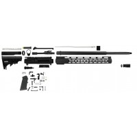 "AR-15 5.56/.223 20"" RIFLE BUILD KIT W/15"" SLIM KEYMOD"