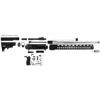 "AR-10 .308 18""  Stainless Steel Fluted Mid SPR Rifle Kit - DPMS Compatible"