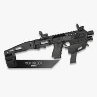 MICRO RONI CONVERSION KIT (GLOCK) WITH MCK STABILIZER GEN2 BY CAA
