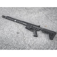 "AR-15 .50 BEOWULF 16"" CARBINE SEMI-AUTO RIFLE / TANKER STYLE"