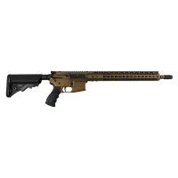 "AR-15 5.56/.223 16"" M4 KEYMOD TACTICAL RIFLE KIT IN BURNT BRONZE"