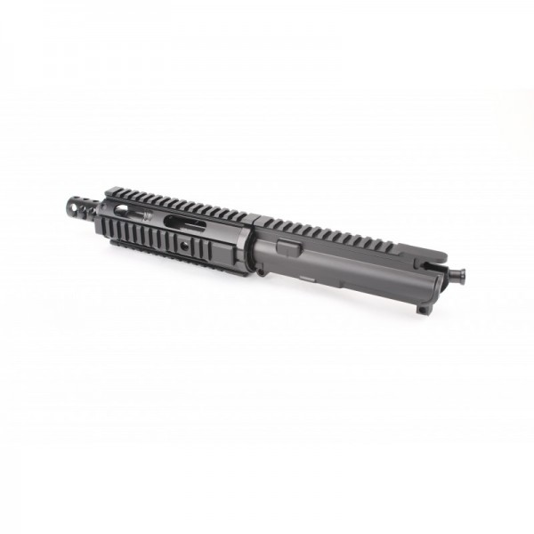 "AR15 5.56/.223 7.5'' PISTOL UPPER W/ 7"" FREE FLOAT QUAD RAIL HANDGUARD"