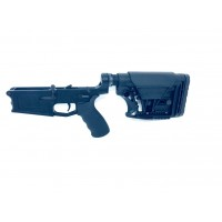 MA-10 .308 MBA-3 Complete Lower Receiver - Anodized Black