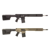 "6.5 Creedmoor Complete Rifle, 18"" 6.5 Creedmoor Stainless Steel / Aero Precision Style"