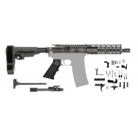 "AR-15 300 AAC  7.5"" pistol kit - KEYMOD / SBA3 / SHORTIE"