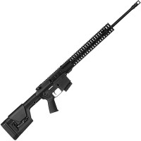 "MA-15 6.5 Grendel 22"" Semi Auto Fluted Rifle w/Mag & Magpul PRS Stock, Black"