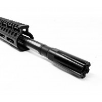 "AR-9 9MM 16"" BLACK WOLF PREMIUM UPPER WITH BCG AND CHARGING HANDLE"