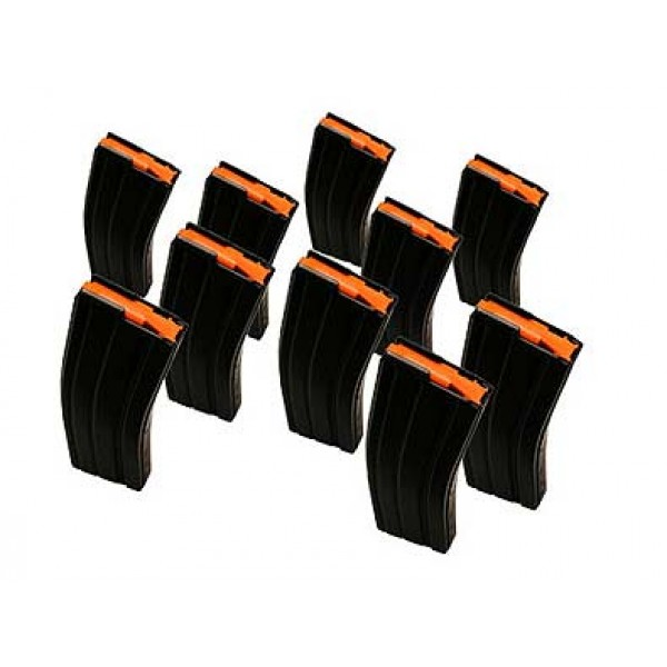 AR-15 .223/5.56 C Products Defense 10Rd Magazine - Set of 10