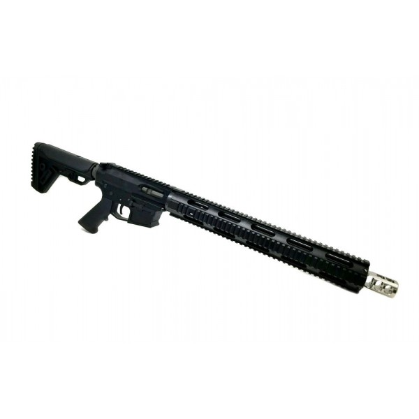 "AR 10MM 16"" MA-10MM Quadrail Slick Side Rifle Kit, Non- LRBHO"