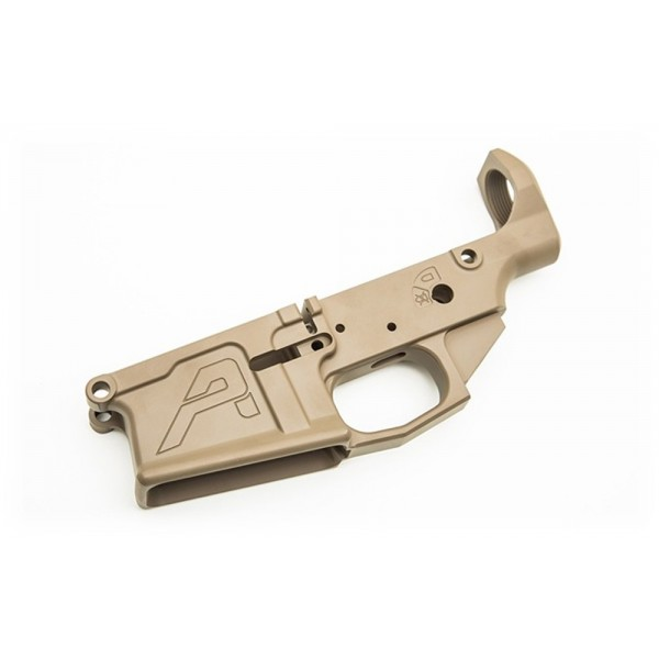 .308 (M5) Aero Precision Stripped Lower Receiver - FDE Cerakote