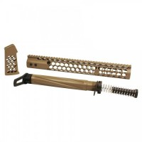 "AR-15 15"" HONEYCOMB SERIES COMPLETE FURNITURE SET (FLAT DARK EARTH)"