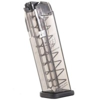 AR-9 9mm Glock 17 10Rd Magazine ETS Clear