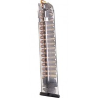 AR-9 9mm Glock 18 31Rd Magazine ETS Clear