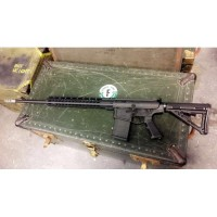 "AR-10 6.5 CM 24"" Long Range Premium Stainless Steel Rifle Kit"