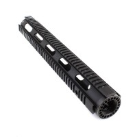 "AR-15 16"" QUADRAIL FREE FLOAT HANDGUARD RIFLE LENGTH"