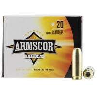 ARMSCOR 10MM 180GR JHP