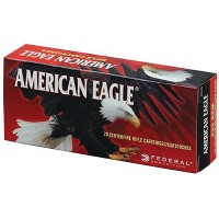 223REM FEDERAL AMERICAN EAGLE 55G FMJ BT20
