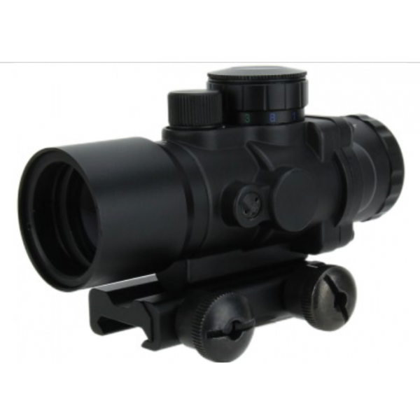 3X30 TRI-ILL. ULTRA COMPACT PRISMATIC SCOPE/BLACK