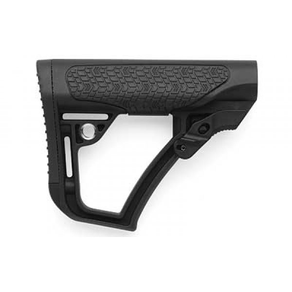 AR Daniel Defense COLLAPSIBLE MIL-SPEC STOCK Black