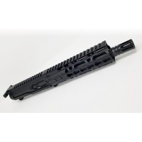 "AR-45 .45 ACP 8.5"" 'SLICK SIDE' UPPER HALF WITH BCG AND CH, NON-LRBHO"