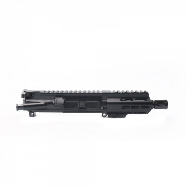 "AR-9 9MM 4.5"" PISTOL LENGTH UPPER ASSEMBLY W / BCG and CH"